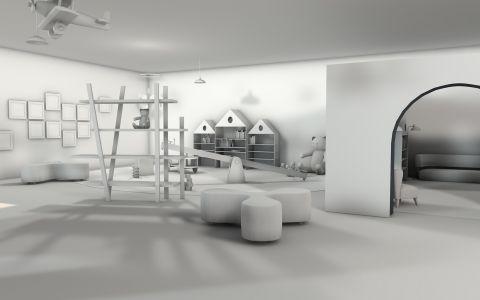 Modélisation de lieux et d'objets