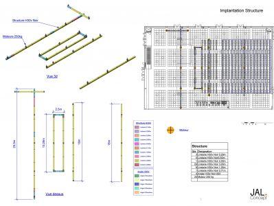JAL Concept | Implantation Structure