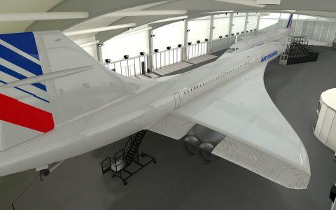 JAL Concept | Musée de l'Air