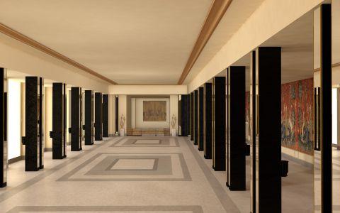 Palais de Chaillot | Foyer
