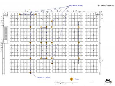 JAL Concept | Accroche structure