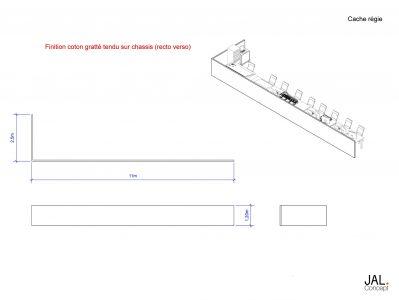 JAL Concept | Cache régie