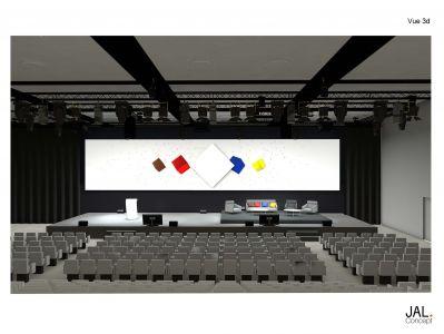 JAL Concept | Vue 3D